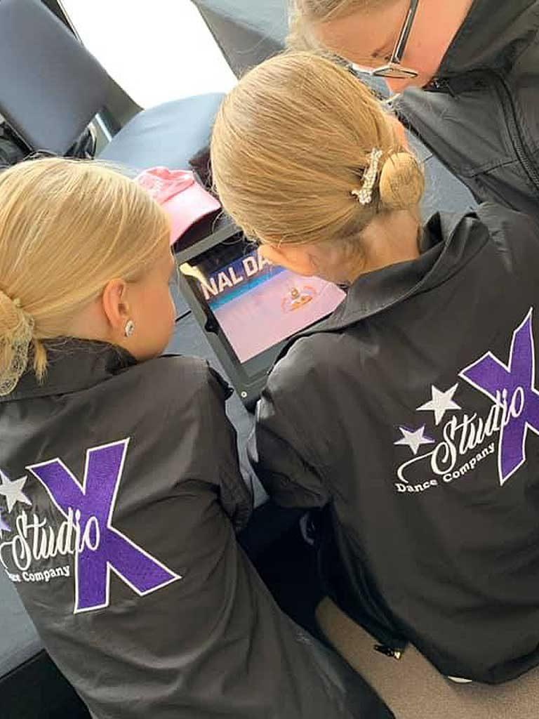 Studio X Dance Studio Students